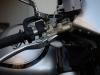 Clignotant LED Oval Carbone AV - Vue détaillée